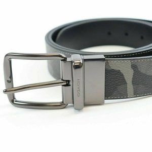 HARNESS BUCKLE CUT-TO-SIZE REVERSIBLE BELT CAMO Pr
